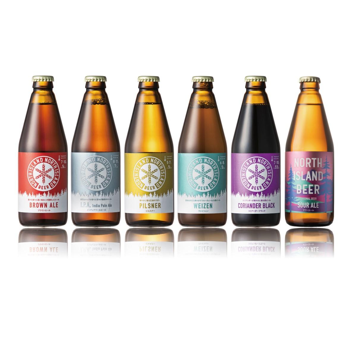 【7-8月】季節限定ビール付 飲み比べ6本セット