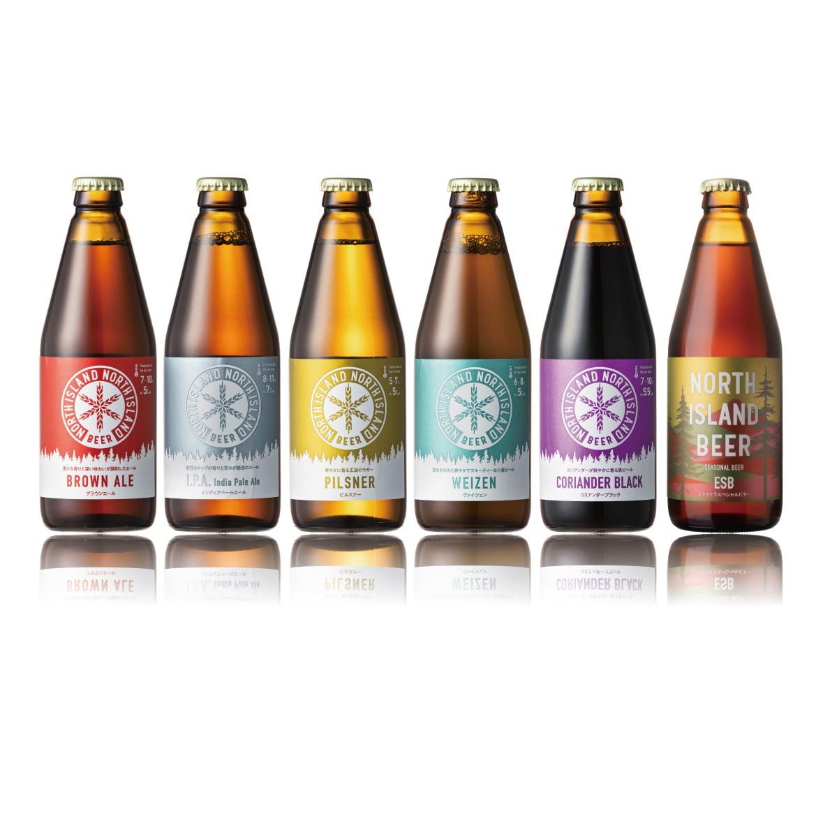 【選べる】季節限定ビール付 飲み比べ6本セット