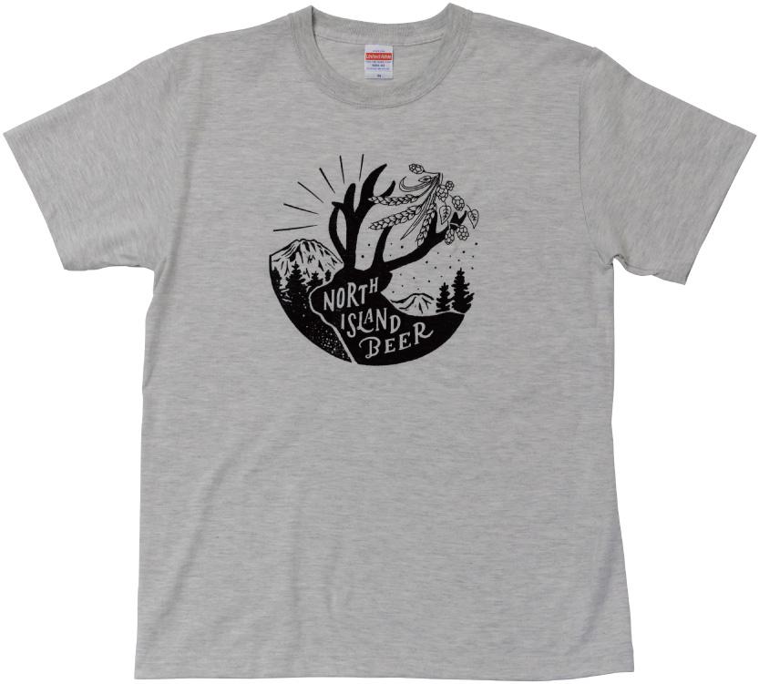 エゾシカTシャツ