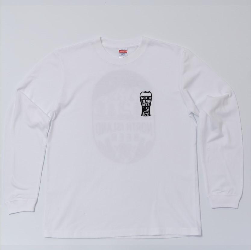 エゾシカ ロングスリーブTシャツ