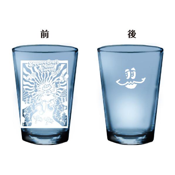 【SCBF2021 Day Off 企画 オリジナルグラス付ビールセット】グラス1個+フォレストバス5本